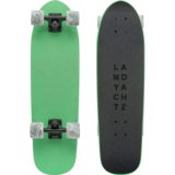 Landyachtz 2019 Dinghy Green Tiger Mini Pre-Assembled Complete