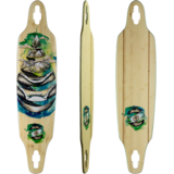 Sector 9 Droplet Lookout Longboard Skateboard Deck w / Grip