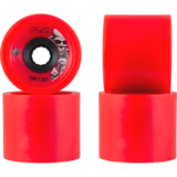 75mm Powell Peralta Pro Kevin Reimer 80a Red Longboard Skateboard Wheels