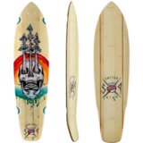 2019 Sector 9 Danger Fort Point Longboard Skateboard Custom Complete