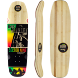 Sector 9 Natty Ride 2019 Skateboard Deck w / Grip