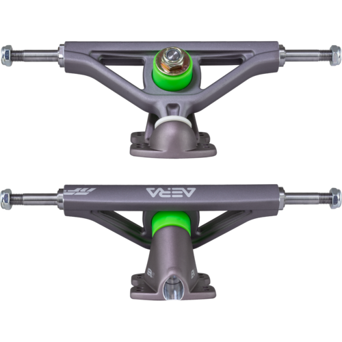 150mm Aera RF-1 Narrow 50 Degree Longboard Skateboard Truck Gray