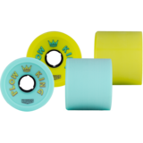72mm Plow King Hawgs Longboard Skateboard Wheels