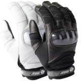 Sector 9 Downhill Division Boxer Slide Gloves + Palm Pucks