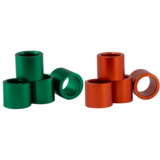 Cuei 8mm x 10mm Longboard Skateboard Bearing Spacers