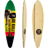 Sector 9 Redemption Longboard Skateboard Deck w/ Grip