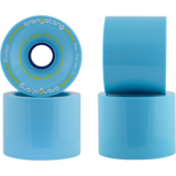 70mm Orangatang 4President 77a Blue Longboard Wheels