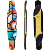 Loaded Bhangra V2 Longboard Skateboard Deck w/ Grip