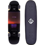 "DB Aeroglyph Halo 28.75"" Mini Cruiser Skateboard Pre-Assembled Complete"