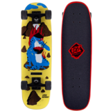 "DB Mendez Dragon 27.75"" Mini Cruiser Skateboard Pre-Assembled Complete"