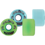 62mm Cloud Ride Slusheez Longboard Skateboard Wheels