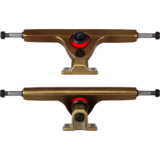 184mm Caliber 2 Gangster Gold Downhill Longboard Truck