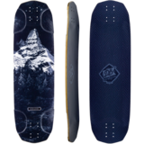 "DB Longboards Keystone Ridge V2 33"" Longboard Skateboard Deck w/ Grip"