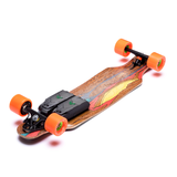 Loaded X Unlimited Electric Icarus Race Longboard Skateboard Pre-Assembled Complete