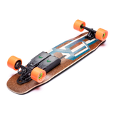 Loaded X Unlimited Electric Tesseract Race Longboard Skateboard Pre-Assembled Complete