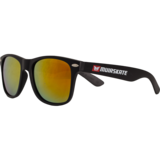 MuirSkate Double-Take Shades - red