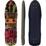 Rolling Tree Monster GS Longboards Skateboard Custom Complete