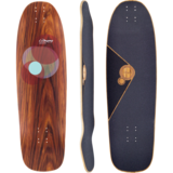 Loaded Omakase Longboard Skateboard Deck w/Grip
