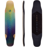 Landyachtz Holofoil 46 Stratus Faction Longboard Skateboard Deck w/grip