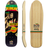 Sector 9 Babylon System Skateboard Deck W/ Grip