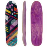 Loaded Coyote Longboard Skateboard Deck W/ Grip
