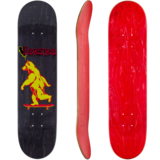 Bonzing Mini Popsicle Skateboard Deck w / Grip
