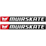MuirSkate Speed Enhancing* Rectangular Sticker - Black