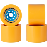 80.5mm Seismic Alpha Defcon Longboard Skateboard Wheels