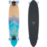Landyachtz 2020 Super Chief Watercolor Longboard Skateboard Pre-Assembled Complete