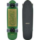 Landyachtz 2020 Dinghy Green Dragon Pre-Assembled Complete