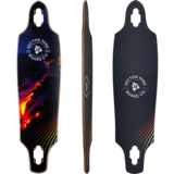 Sector 9 Lava Roundhouse Longboard Skateboard Custom Complete
