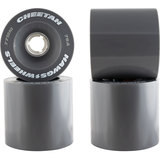 77mm 76a Cheetah Hawgs Longboard Skateboard Wheels