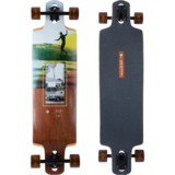 Arbor Dropcruiser Photo Longboard Skateboard Pre-Assembled Complete