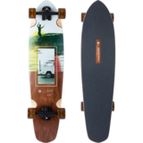 Arbor Photo Mission Longboard Skateboard Pre-Assembled Complete