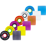 61mm Remember California Cruisers Longboard Skateboard Wheels