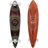 Arbor Fish 37 Solstice Series Longboard Skateboard Pre-Assembled Complete