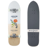Arbor Legacy Series Pistola Skateboard Pre-Assembled Complete