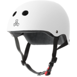 Triple 8 The Certified Sweatsaver Helmet - White Rubber
