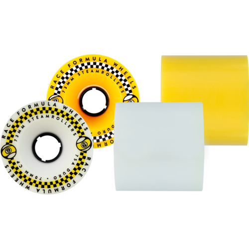 73mm Sector 9 Race Formula Steamrollers Longboard Wheels