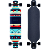 Madrid Inca Dream  Longboard Skateboard Pre-Assembled Complete