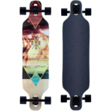 Madrid Mirage Dream Longboard Skateboard Pre-Assembled Complete