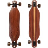 Arbor Axis 40 Flagship Series Longboard Skateboard Pre-Assembled Complete