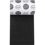 "Blood Orange - Black Heavy Duty Grit 11"" Width Grip Tape"