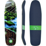 Sector 9 Cascade Ninety Five Longboard Skateboard Deck W/ Grip