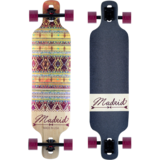 Madrid Dream 39 Indie Longboard Skateboard Pre-Assembled Complete