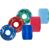 62mm Seismic Cry Baby Longboard Skateboard Wheels
