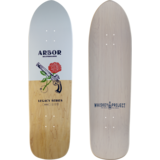 Arbor 2021 Whiskey Project Pistola Skateboard Custom Complete