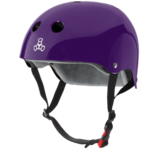 Triple 8 The Certified Sweatsaver Helmet - Purple