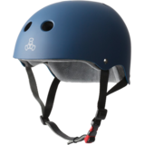 Triple 8 The Certified Sweatsaver Helmet -  Navy