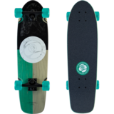Sector 9 2021 Jammer Divide Mini-Cruiser Skateboard Pre-Assembled Complete